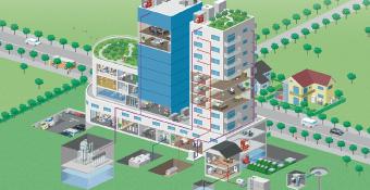 建築市場での役割