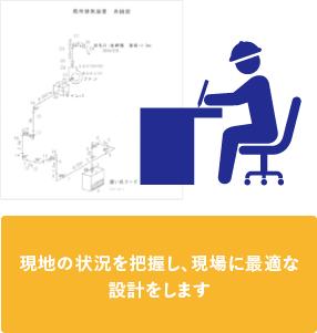 設計のイメージ