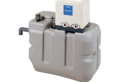 RMB-THP6受水槽一体形加圧給水ポンプ