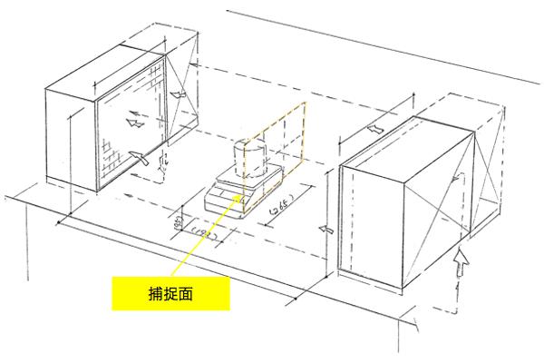 プッシュプル型フードNo1設計図