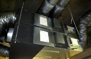 事務所ビルの空調設備修繕