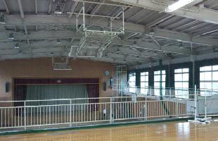 学校体育館の暑熱対策